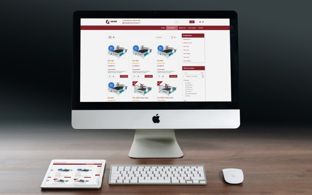 Website | AdLine Industries