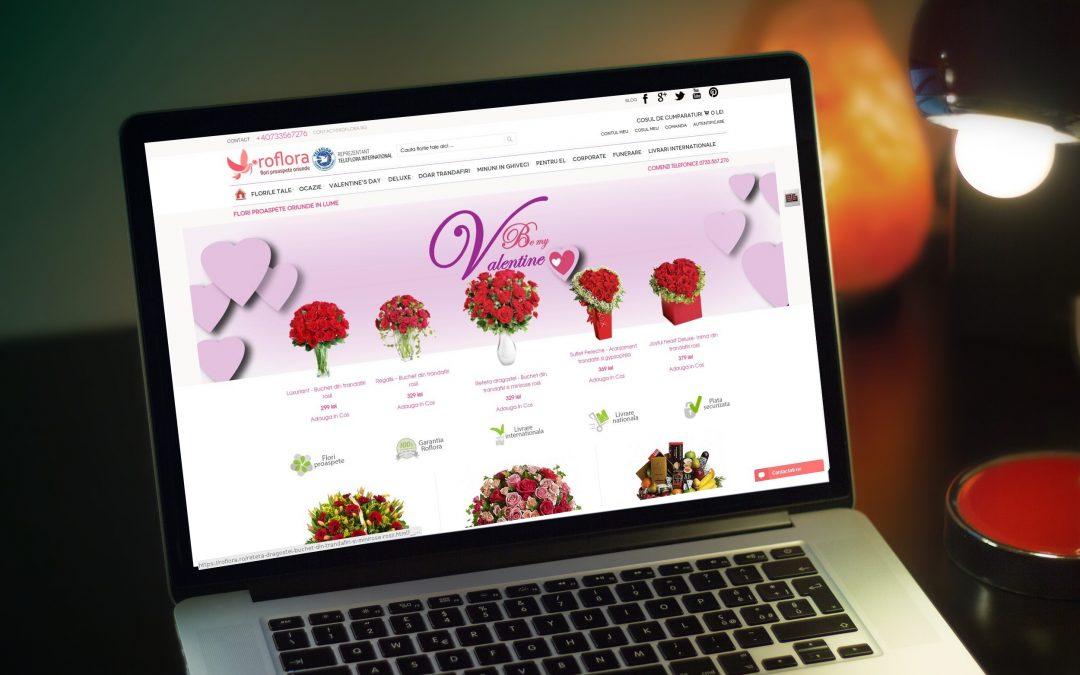 Roflora | Flori online