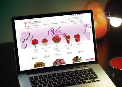 Roflora | Flowers online