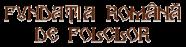 FRF - Fundația Româna de Folclor