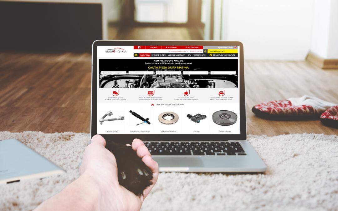 eCommerce | autoemarket.ro